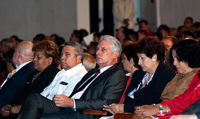 Preside Díaz-Canel inauguración del Congreso Universidad 2018. Fotos: Sergei Montalvo