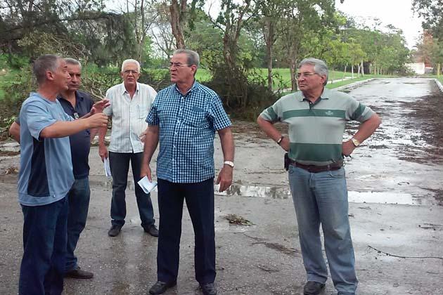 Ministro de Educación Superior recorre Universidad Central de Las Villas (+Audio)