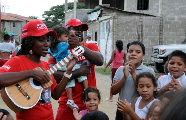Destacan impacto social de la Misi�n Cultura Coraz�n Adentro a siete a�os de su creaci�n en Venezuela (+Audio)