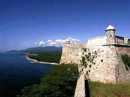 Castillo del Morro de Santiago de Cuba