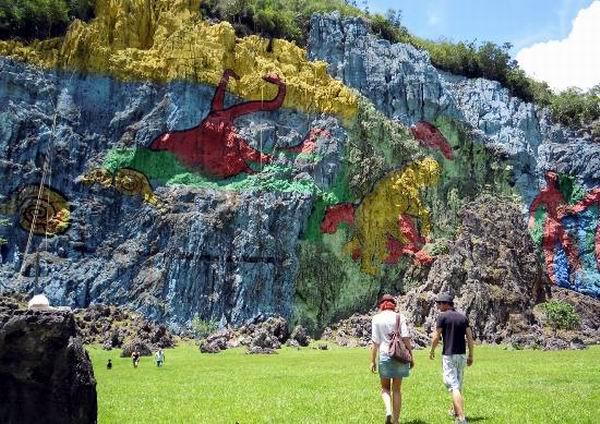 Un mural para la historia