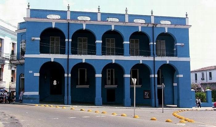 Museo provincial Palacio de Junco