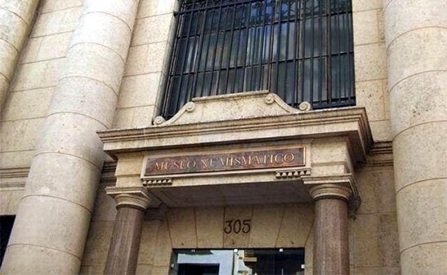 Museo Numismático de La Habana