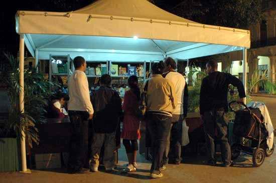 Noche de los Libros en Cuba