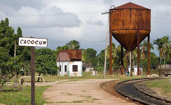 Cacocúm, Holguín, Cuba