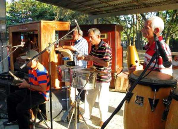Nuevo Órgano Hermanos Marrero. Holguín, Cuba