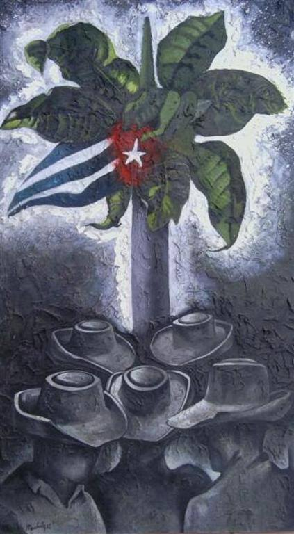 Obra de Machuty en Habana Radio rinde homenaje a Los Cinco