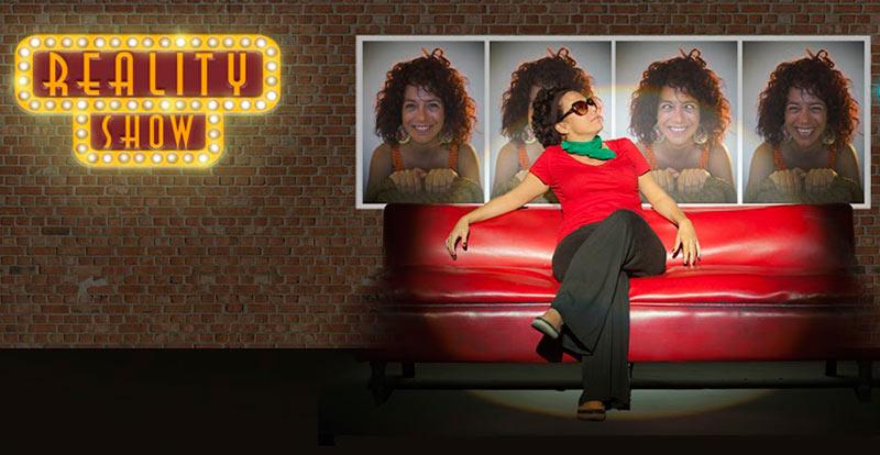 Presenta Laura de la Uz en el Teatro Mella su Reality Show (+Audio)