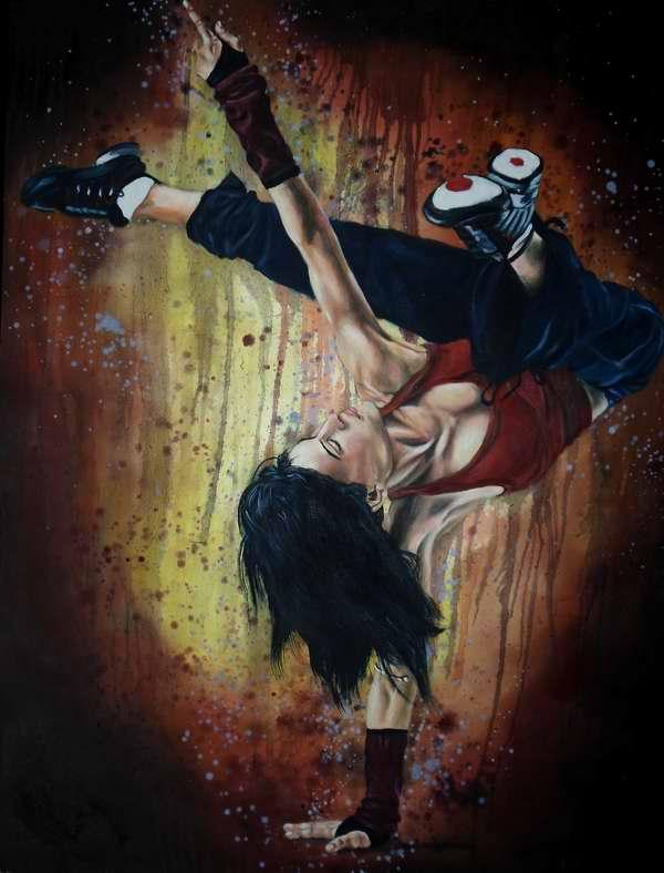 El sabor de la victoria del artista Roimel Acuña Sierra