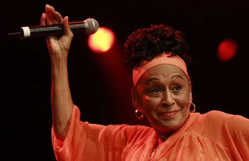 Cuban legend Omara Portuondo awarded Gold Medal of Merit in Spain
