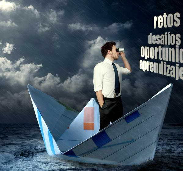 Las oportunidades hay que saber buscarlas