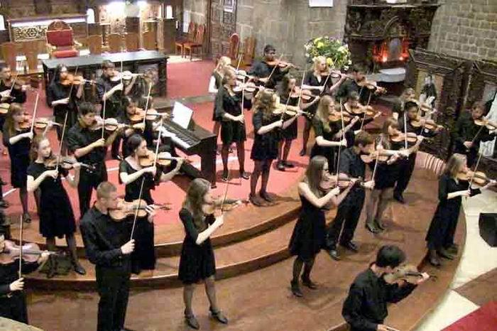 Actuará en Cuba orquesta estudiantil de Estados Unidos