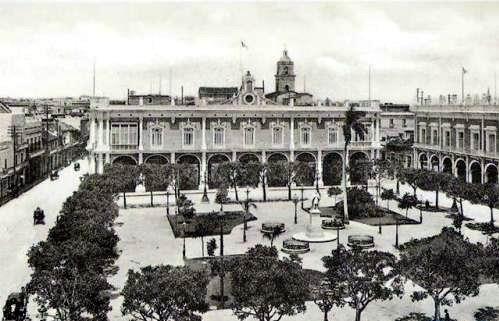Palacio de los Capitanes Generales, Cuba.