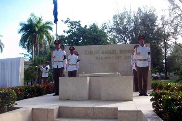 Monumento a Carlos Rafael Rodríguez