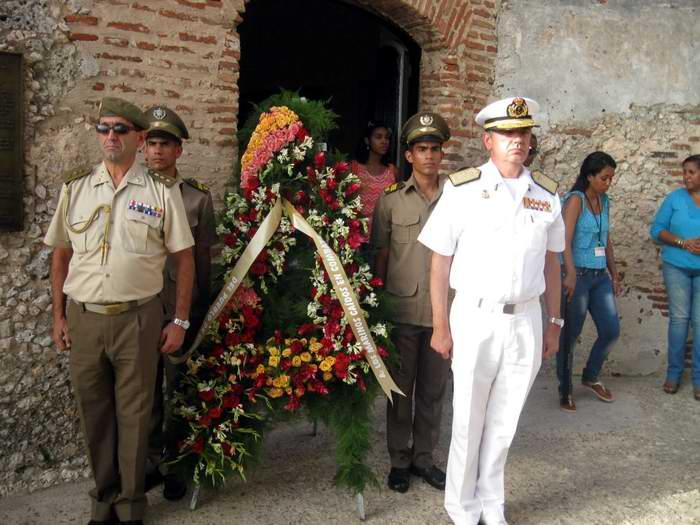 Parque Arqueológico de Santiago de Cuba declarado monumento nacional. Foto: Sergio Martínez