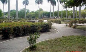 Parque Tacajó, Holguín.