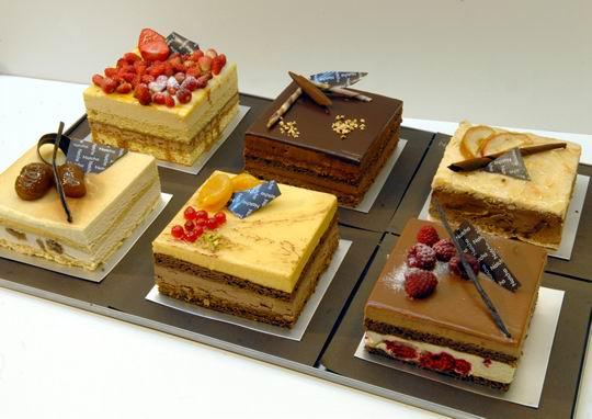 la receta de hoy acerca de los pasteles