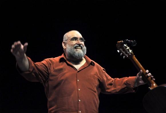 Pedro Luis Ferrer. Foto: Kaloian Santos