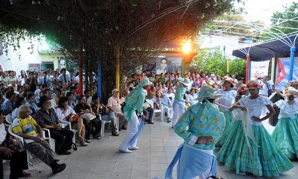 Pe�a por las causas justas de Cuba y el mundo (+ Audio)