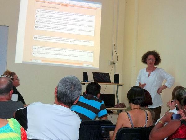 Enseñanza del idioma inglés en las universidades cubanas