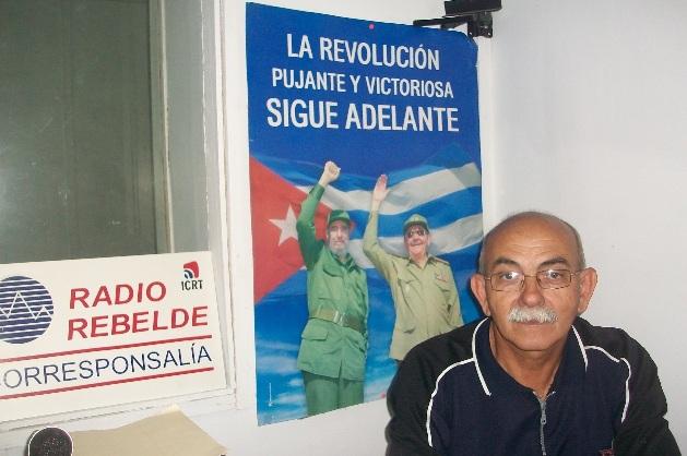 Periodistas de Cienfuegos rinden homenaje a Martí y Fidel