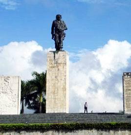 Plaza Ernesto Che Guevara en Santa Clara, Villa Clara