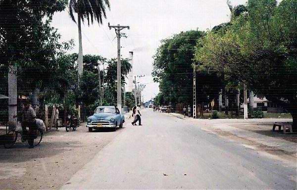 Poblado Tacajó, Holguín, Cuba.