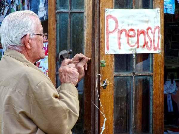 Periodismo y realidad: líneas de obligada convergencia. Foto Abel Rojas