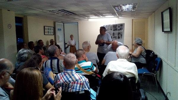 The Presentation of the Catalog entitled Ernesto Guevara y el Coleccionismo