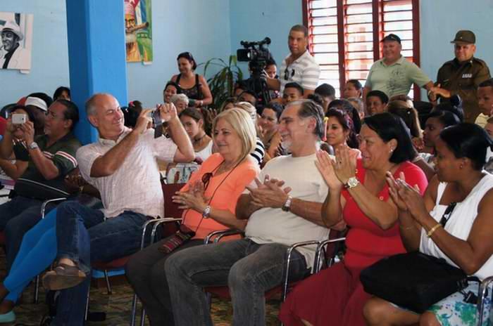 Caimito del Hanábana, un proyecto que acoge la presencia de José Martí en Matanzas. Fotos: José Miguel Solís