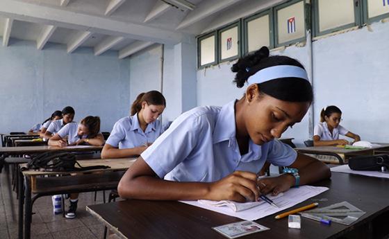 Iniciar�n con Matem�tica pruebas de ingreso a la Educaci�n Superior