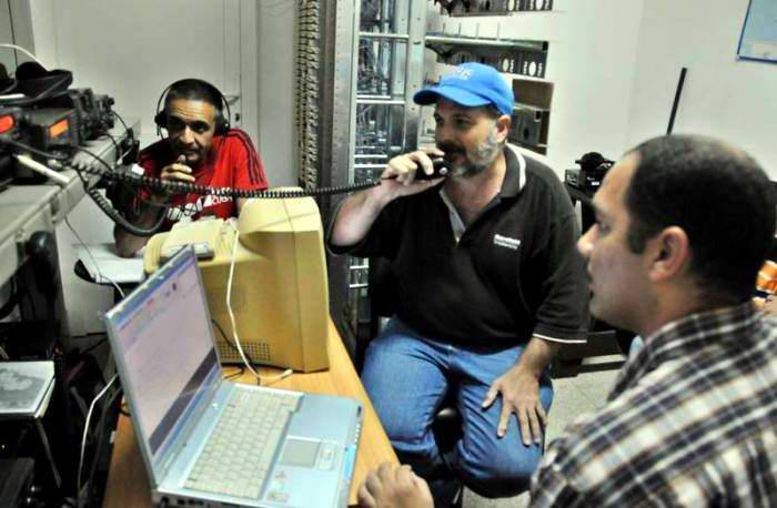 Los radioaficionados cubanos alistan su congreso (+Audio)
