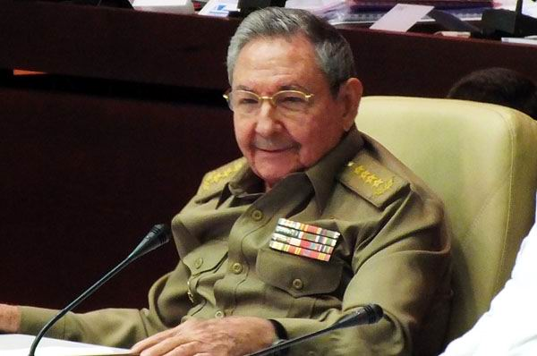 Raúl Castro: Estoy consciente de la responsabilidad que entraña ante el pueblo la tarea que se me encarga