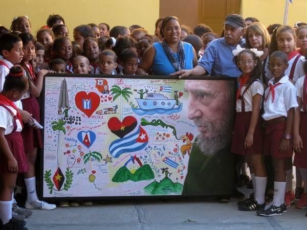 El Monumento a Fidel