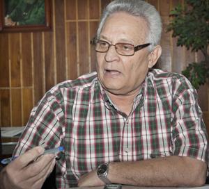 Ministro de Educación Superior, Rodolfo Alarcón Ortiz
