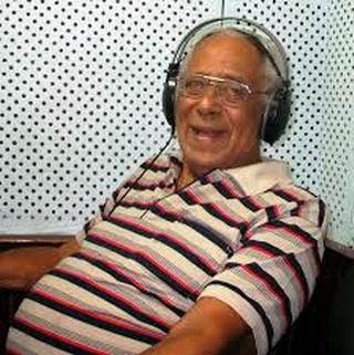 Eduardo Rosillo uno de los más populares y queridos locutores de la Radio en Cuba