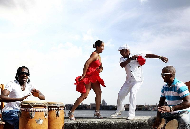 Cuba la isla del baile (+Audio y Video)