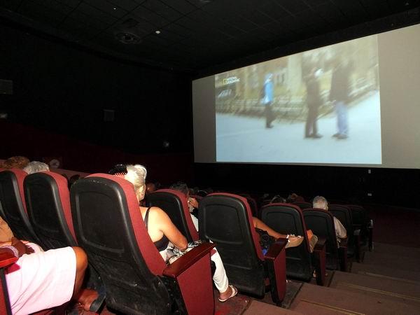 Verano en el Cine club Tocando la Luz