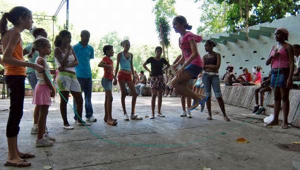 Palacio de Pioneros, atractiva propuesta estival en Camagüey