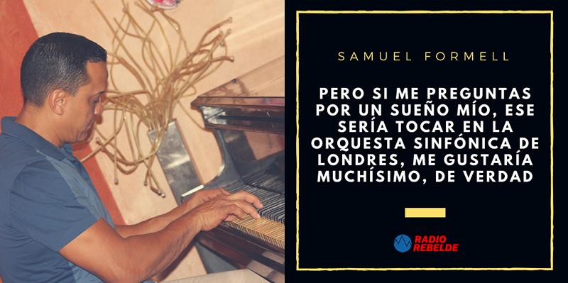 Samuel Formell y el legado de Van Van: música, familia y humildad