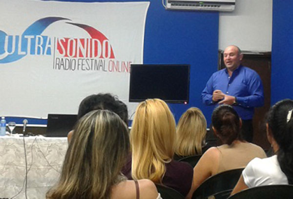 II Festival Online Ultrasonido homenajeó a Ramón Piti Rivera