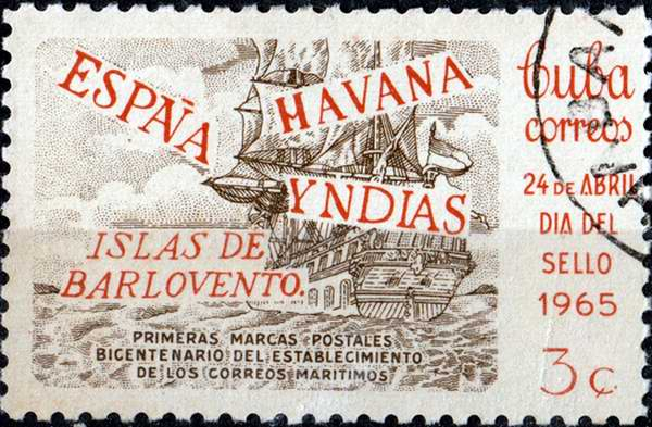 Sellos psotales Cuba. Foto: Lucía Sanz