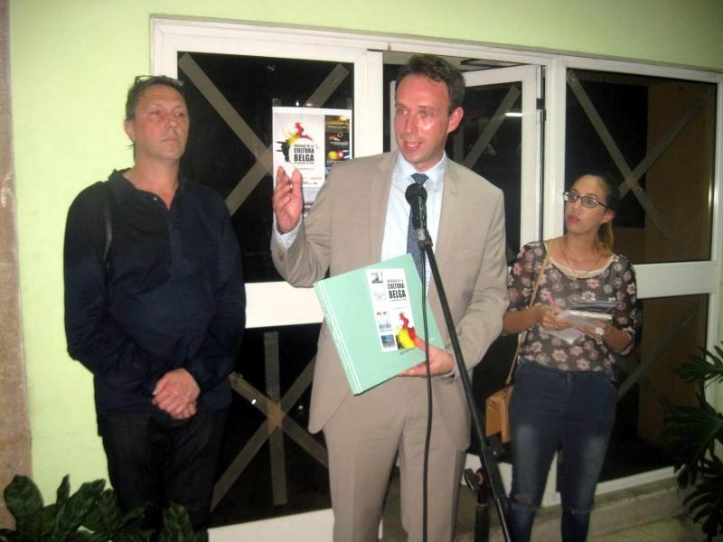 Concluye Jornada de la Cultura Belga en Santiago de Cuba