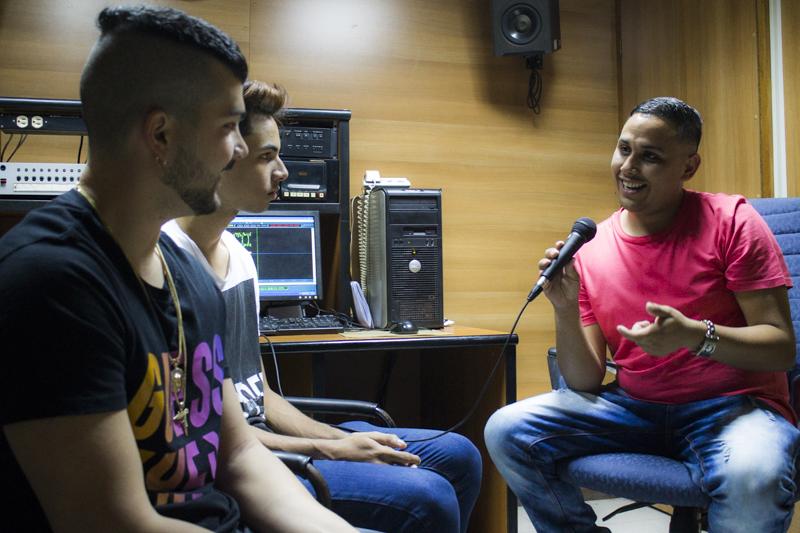 """SMS: """"Estamos buscando un camino en la música"""" (+Podcast)"""