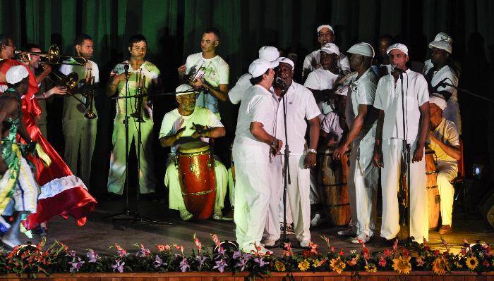 Nominan a Tambores de Bejucal a Cubadisco 2018
