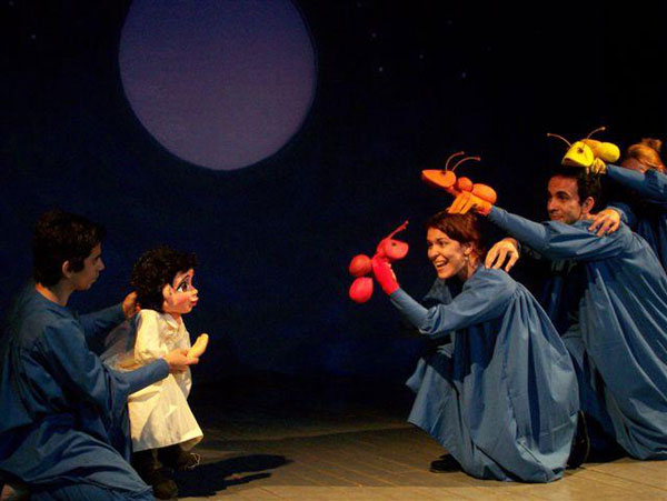 Asistir� teatro de Las Estaciones a Festival de Camag�ey
