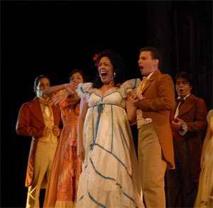 Las Leandras por el Teatro Lírico Nacional en este verano