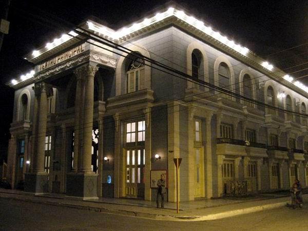 Teatro Principal de Ciego de Ávila, nueve décadas abierto al público