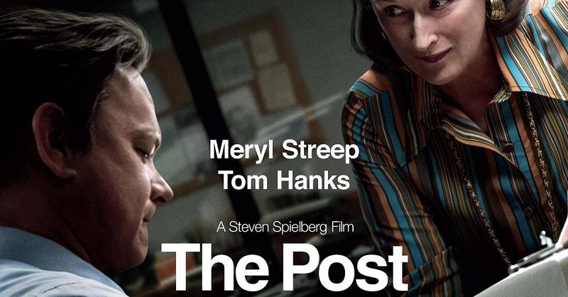 """The Post"""", una oda de Spielberg al cuarto poder (+Video)"""