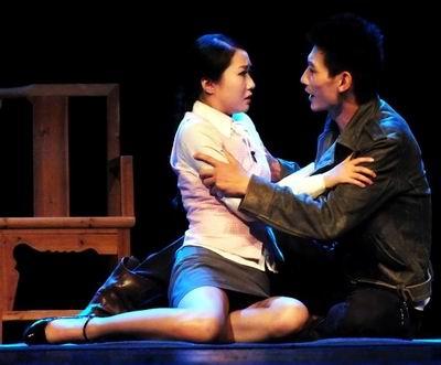 Magistrales actualizaciones chinas en fiesta teatral de La Habana. Foto Abel Rojas